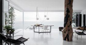 abadis img 2 282x150 - ۴ اصل مهم در طراحی داخلی مینیمال منزل و محل کار