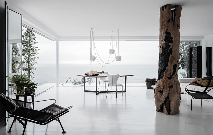 abadis img 2 - ۴ اصل مهم در طراحی داخلی مینیمال منزل و محل کار