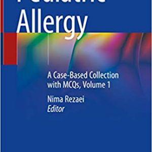 peda 300x300 - کتاب آلرژی کودکان 2019 Pediatric Allergy