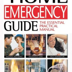 dk HOME EMERGENCY GUIDE 300x300 - راهنمای موارد اورژانسی در خانه