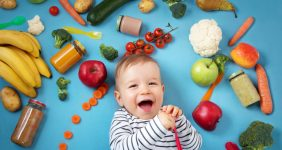 foodallergychild 282x150 - دستورالعمل غذایی جدید برای نوزادانی که در معرض خطر آلرژی قرار دارند