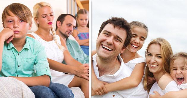 011 - چگونه خانواده خود را به محل آرامش، رشد و سلامتی تبدیل کنیم؟